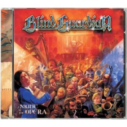 CD Blind Guardian: A Night At The Opera (Remastered)