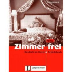 Zimmer frei Deutsch im Hotel Arbeitsbuch