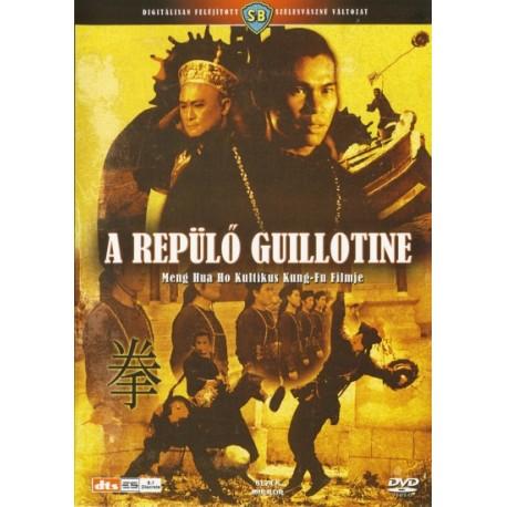 DVD A repülő guillotine