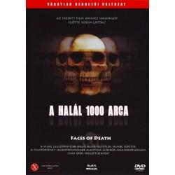 DVD A halál 1000 arca