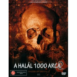 DVD A halál 1000 arca 2.