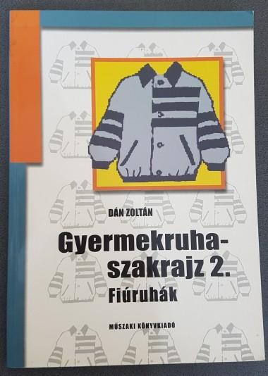 Gyermekruha-szakrajz 2. Fiúruhák 3dd4974c21