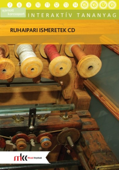 Ruhaipari ismeretek CD animáció- és tesztgyűjtemény 715b807415