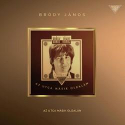CD Bródy János: Az utca másik oldalán (Remastered 2017 +3 Bónusz)