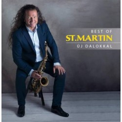 CD St. Martin: Best Of, új dalokkal