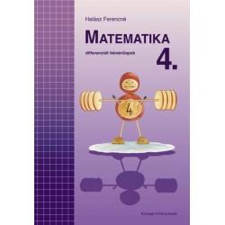 Matematika differenciált felmérőlapok 4. osztályosoknak