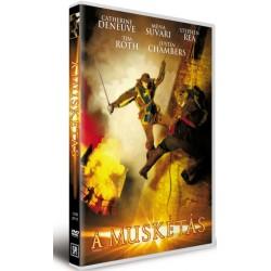 DVD A muskétás