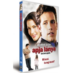 DVD Apja lánya