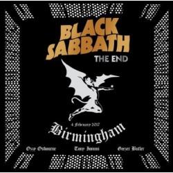 CD Black Sabbath: The End (2CD)