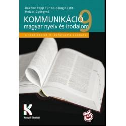 Kommunikáció - magyar nyelv és irodalom a szakiskolák 9. évfolyama számára