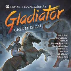 CD Gladiator - Giga Musical