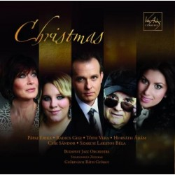 CD Christmas (Pápai - Radics - Tóth - Horváth - Csík - Szakcsi)