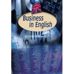 CD Business in English nyelvkönyv hanganyaga