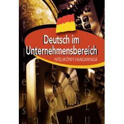 CD Deutsch im Unternehmensbereich nyelvkönyv hanganyaga