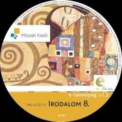 Irodalom 8. interaktív tananyag CD