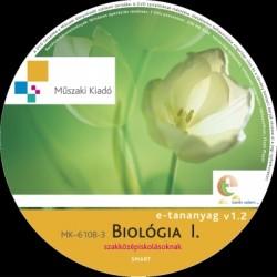 Biológia I. szakközépiskolásoknak interaktív tananyag CD