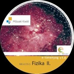 Fizika II. szakközépiskolásoknak interaktív tananyag CD