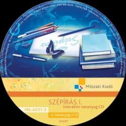 Szépírás I. interaktív tananyag CD
