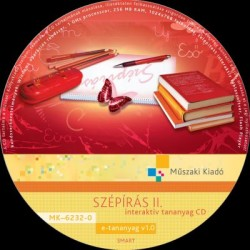 Szépírás II. interaktív tananyag CD