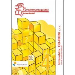 A problémamegoldás tanulható 4. CD-ről indítható változat