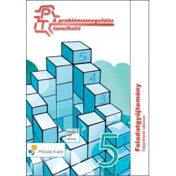 A problémamegoldás tanulható 5. feladatgyűjtemény
