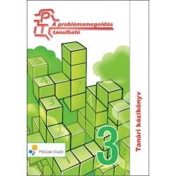A problémamegoldás tanulható 3. tanári kézikönyv CD-ROM