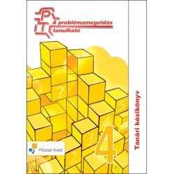 A problémamegoldás tanulható 4. tanári kézikönyv CD-ROM