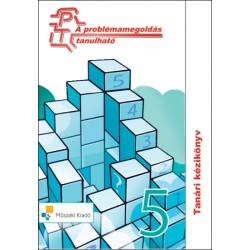 A problémamegoldás tanulható 5. tanári kézikönyv CD-ROM
