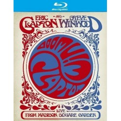 Blu-ray Eric Clapton and Steve Winwood: Live from Madison Square Garden