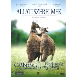 DVD Állati szerelmek