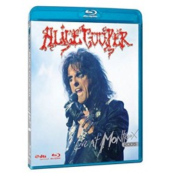 Blu-ray Alice Cooper: Live At Montreux 2005
