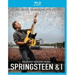 Blu-ray Springsteen & I