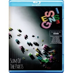 Blu-ray Genesis: Sum Of The Parts