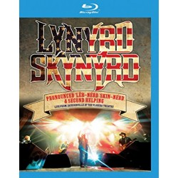 Blu-ray Lynyrd Skynyrd: Pronounced 'Leh-Nerd 'Skin-'Nerd & Second Helping - Live From Jacksonville at The Florida Theatre