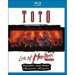 Blu-ray Toto: Live At Montreux 1991