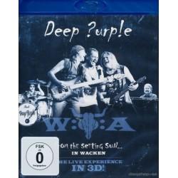 Blu-ray Deep Purple: From The Setting Sun... In Wacken