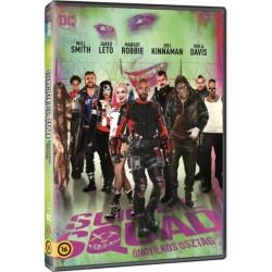 DVD Suicide Squad - Öngyilkos osztag