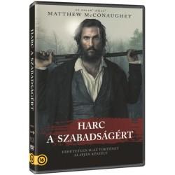 DVD Harc a szabadságért