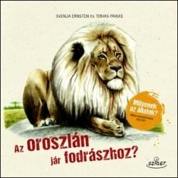 Az oroszlán jár fodrászhoz?