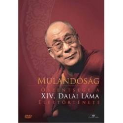 DVD Mulandóság - Őszentsége a XIV. Dalai Láma élettörténete