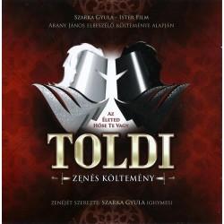 CD Szarka Gyula - Arany János: Toldi