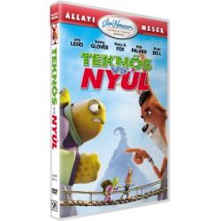 DVD Teknős vs nyúl