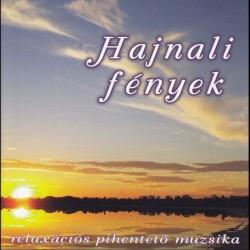 CD Hajnali fények - relaxációs pihentető muzsika