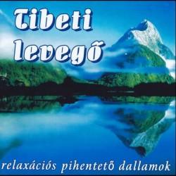 CD Tibeti levegő - relaxációs pihentető dallamok
