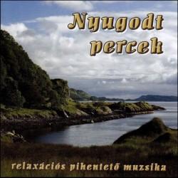 CD Nyugodt percek - relaxációs pihentető muzsika