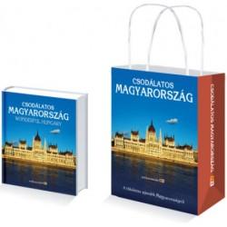 Csodálatos Magyarország - Wonderful Hungary + Ajándéktasak