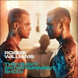 CD Robbie Williams: Heavy Entertainment Show (Deluxe CD+DVD Digibook Edition)