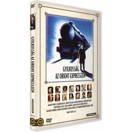 DVD Gyilkosság az Orient expresszen