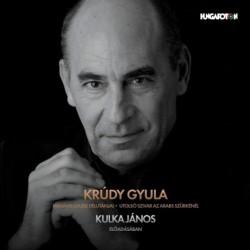 CD Krúdy Gyula: Madame Louise délutánjai/Utolsó szivar az Arabs szürkénél hangoskönyv - Kulka János előadásában