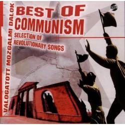CD Best Of Communism: Válogatott Mozgalmi Dalok